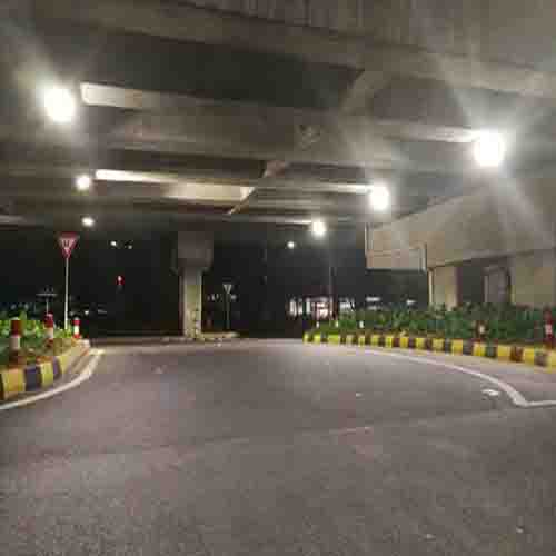 China City underbridge Lighting Solution