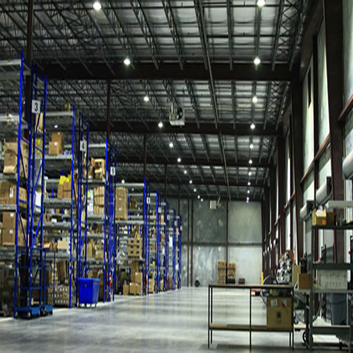 Finland Factory Warehouse Lighting Solution