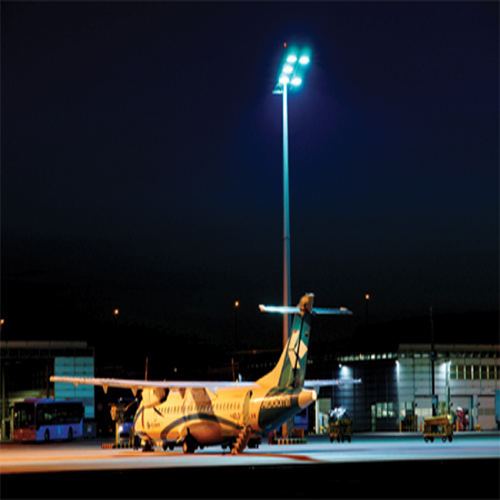 Norway Airport High Mast Lighting Solution