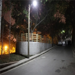 Mexico Jalisco Road Lighting Solution