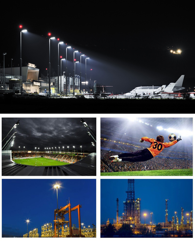 300w-led-high-mast-light-application